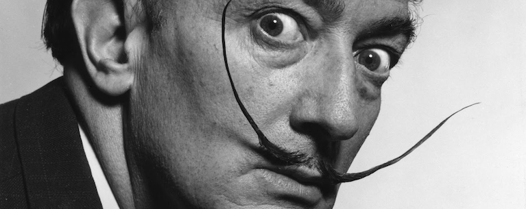 "Ausstellung ""Salvador Dalí – The Dalí Universe"", 15.06.-23.08.2014"