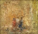 Drei Figuren im Sonnenlicht (Three Figures)