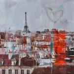 Love over Paris