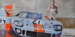 Ford GT 40- sold/verkauft -