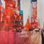 New York Times Square- verkauft/sold -