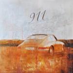 Porsche 911 Orange- verkauft/sold -