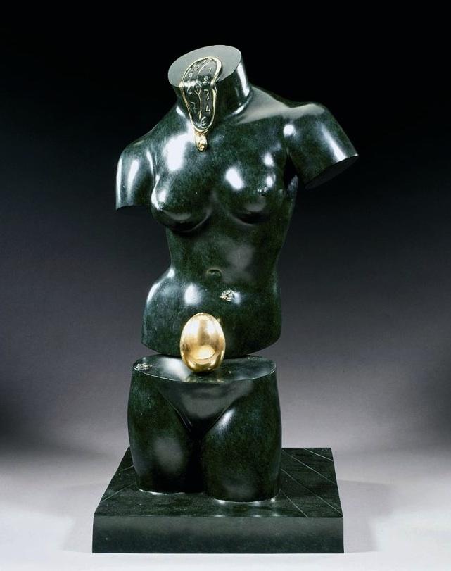 Salvador Dali<br>Space Venus