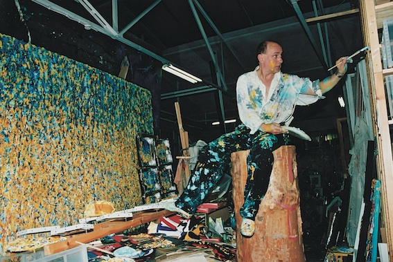 "Ausstellung ""Bernd Schwarzer"", 23.11.2014 – 06.01.2015"