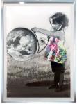 Save my Worldedition on paper 70x100 cm