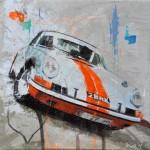 RL 443 - Porsche 911 stripes- verkauft/sold -