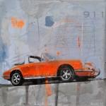 Porsche 911 Targa orange- verkauft/sold -