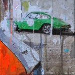 RL 450 - Porsche 911 green- sold/verkauft -