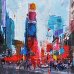 New York 220 - Times Square- sold/verkauft -