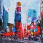 New York 220 - Times Square- sold/verkauft -