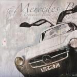 Mercedes 300 SL- sold/verkauft -