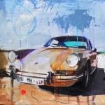 RL 463 - Porsche Gold- sold/verkauft -