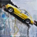 RL 482 - Porsche 911 yellow- sold / verkauft -
