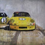 RL 505 - Porsche 911 yellow