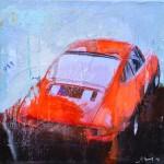 RL 512 - Porsche 911 red