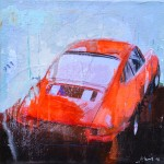 RL 512 - Porsche 911 red -verkauft/sold-