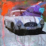 RL 521 - Mercedes 300 SL- verkauft/sold -