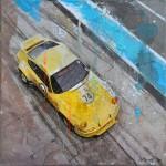 RL 523 - Porsche 911 gelb- verkauft/sold -