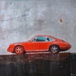 RL 527 - Porsche 911 red