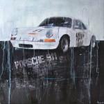 RL 531 - Porsche 911 Black&White