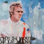 Steve McQueen: Le Mans- verkauft/sold -