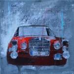 RL 536 - Red Big AMG- sold/verkauft -
