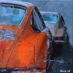 RL 539 - Porsche Orange