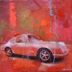 RL 543 - Porsche 911 Red- verkauft/sold -