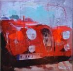 RL 566 - Red Jaguar XK