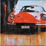 RL 571 - Ferrari 246 GT- verkauft/sold -