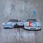 RL 559 - Porsche Racing Duo