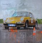 RL 560 - Porsche 911 Yellow- sold/verkauft -