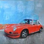 RL 561 - Porsche 911 Red