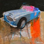 Racing Legends, Austin Healey 3000, 2015  - verkauft/sold -