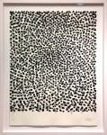 Permutation, grau-schwarz, 2002