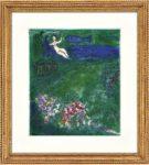 Marc Chagall: Der Obstgarten, 1973