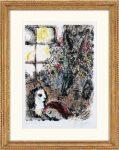 Marc Chagall: Le Soir d'été, 1968