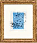 Marc Chagall: Neujahrskarte für Aimé Maeght, 1962