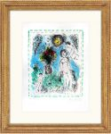 Marc Chagall: Printemps de Lumiere, 1985